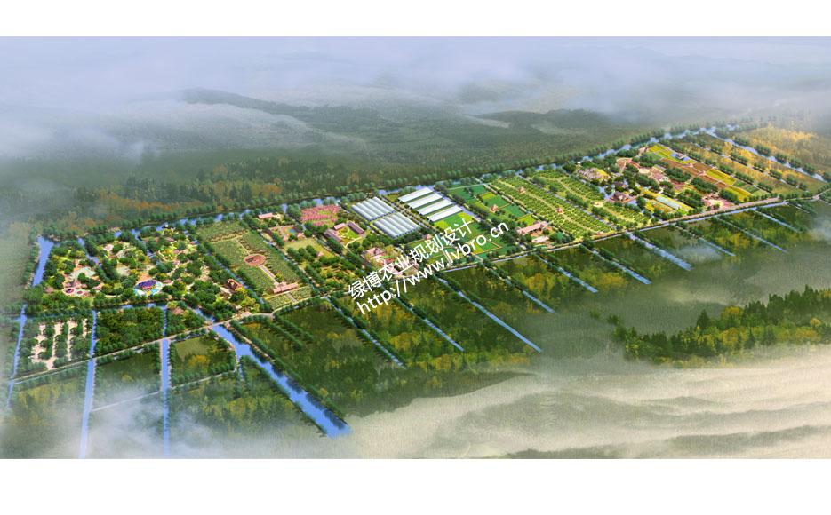 大爱城崇明岛有机公园详细规划