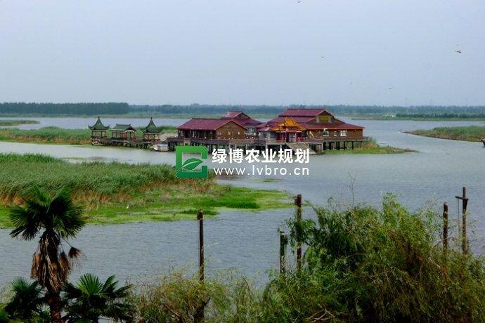 恒济镇推动现代农业科技园区规划建设