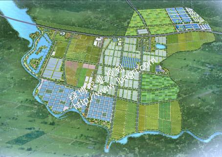 安徽瓦埠湖现代农业综合开发示范区规划