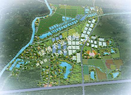 合肥仙临现代农业科技园规划