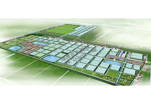 东台国贸农业生态园区规划
