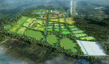岱山海岛国家农业公园规划