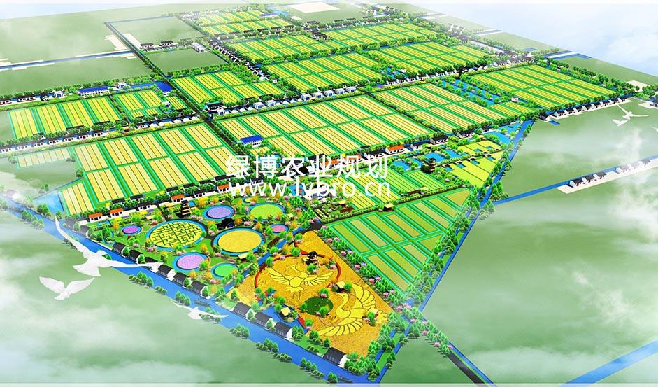 射阳国投稻渔综合种养示范区规划