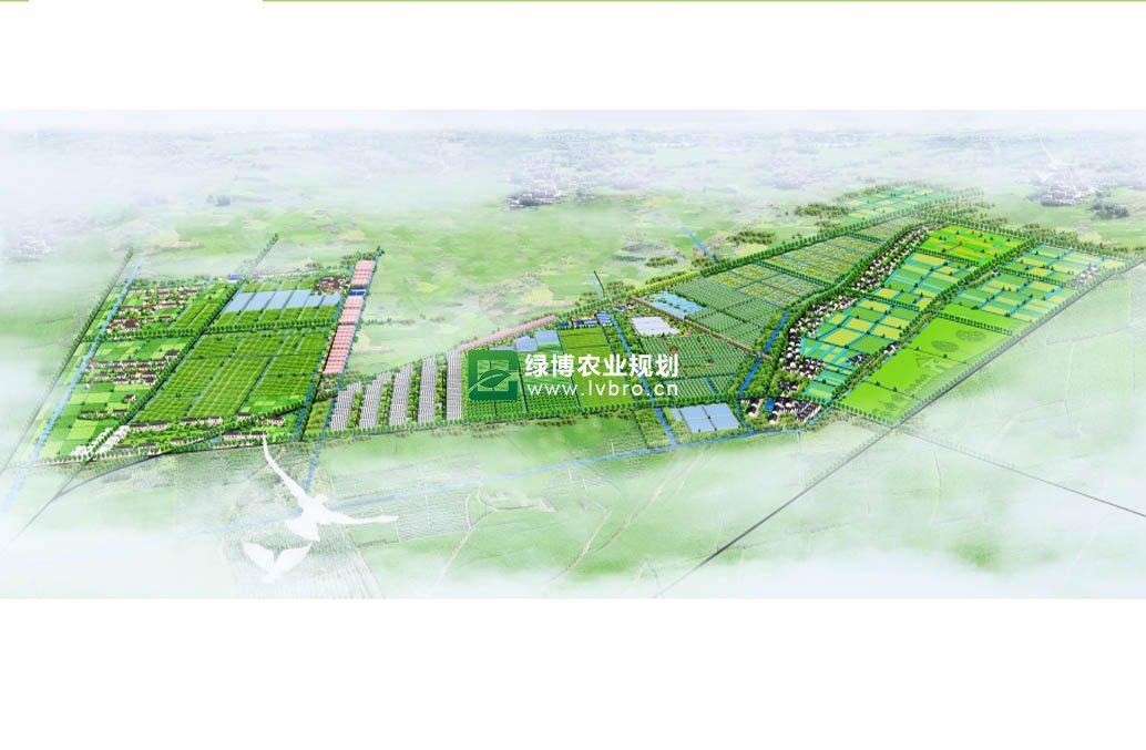 响水县云梯关现代农业园总体规划